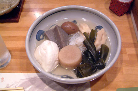 Bento.com Japanese cuisines - Oden (fish cake stew)